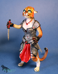 Khajiit assasin renew by WolfberryCrafts