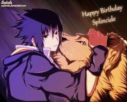 Happy Birthday, Splincide! by Ssabinka