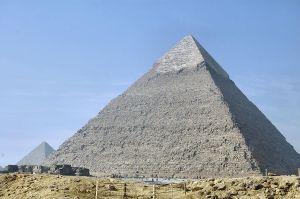Pyramid of Khafre 3 by Lauren-Lee