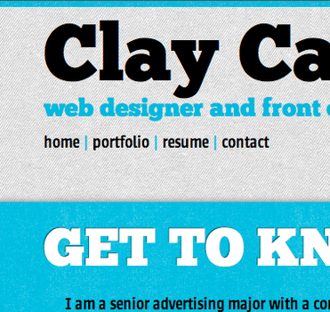 New Website Project by claycauleyinc
