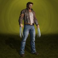 X-Men Origins Wolverine Logan Jacket Outfit by ArmachamCorp