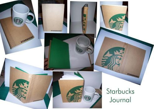 Starbucks Journal by supersmeg123