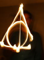 deathly hallows by lamperouse