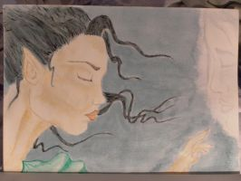 adieu aquarelle by Athena11310