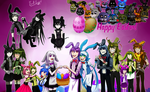 Easter Bunnies by Emil-Inze
