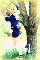 Fruits Basket Momiji Cosplay: Tree Branch by Awesome-Vivi