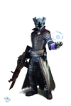 Destiny Warlock by Daveastation
