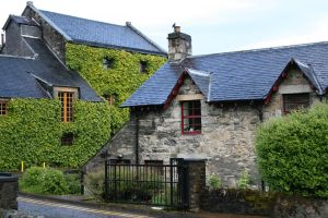 A house just outside Pitlochry by SaNNaS