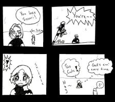 Why Sasori is invincible by The-Chained-Child