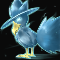 Murkrow by ARAS-CHAN