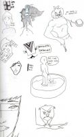 more sketches by charliedeft