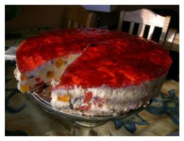 cheesecake by Bokor