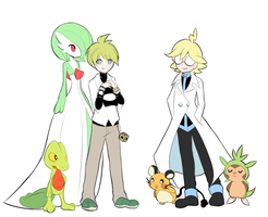 Mega Nerds by Joltik92