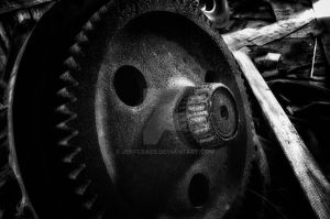 Gears by jeffcrass