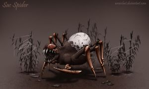 Sac Spider Concept by Wraeclast