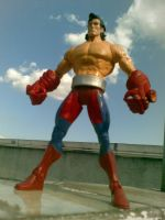 MASO action figure by dGREAT1