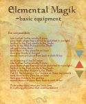 Book of Shadows 15 Page 1 by Sandgroan