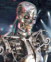 T-800 3-D by MVRamsey