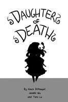 Daughter of Death Title Page by Wingza