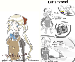 Lets travel  Intro by Meloni-chan