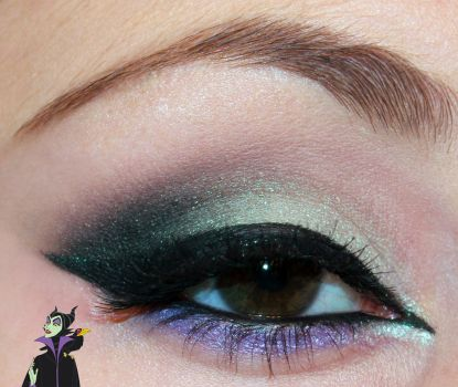 Disney : Maleficent by Luhivy