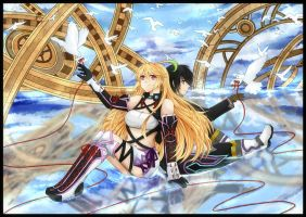 Tales of Xillia by Lyra-Kotto