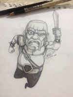 Clash of clans by gidge1201
