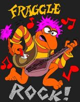 Fraggle ROCK by mightyfilm