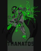 Altoic: Thanatos by InvaderSaik
