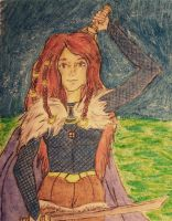 Request: Aveya Loreweaver by CpointSpoint