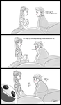 Disney-Frozen-Why did I get a cold ? by ChiehChen