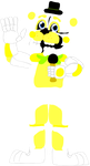 Request- Circus Fredbear by Ringmaster-F