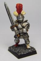 MORDHEIM Empire Robber Knight (Hired Sword) by FraterSINISTER