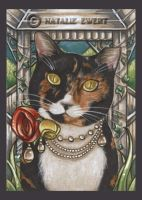 Bejeweled Cat 16 by natamon