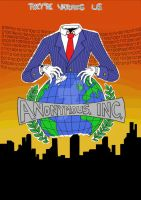 Anonymous, Inc by 010001110101