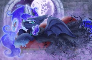 Nightfall by LeekFish