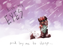 kiss my eyes and lay me to sleep by Unsubs