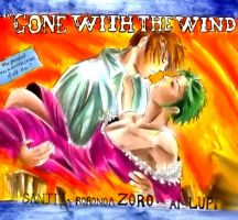 Gone With the Wind by Ai-Lupin