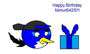 B-Day Gift to Nimur6425 by Toongirl18