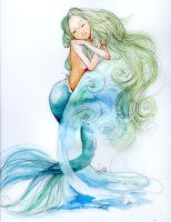 Princess of the sea by sanguigna