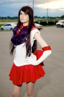 Sailor Mars Unplugged Expo 2015 #2 by Lightning--Baron