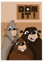 The Dambusters by mattcantdraw