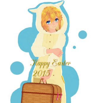 *Happy Easter!* by hachi--p