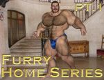[2c] Colton Cover [Home Pt1] [Furry] by Bodybeef
