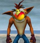 Crash Bandicoot - The Son of Man by TheSerraVich