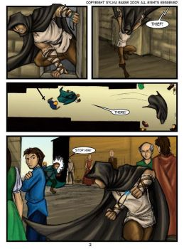 Ravenwood, Page 2 by SilverKitty000