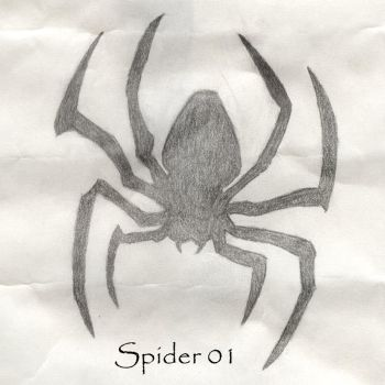 Spider 01 by Lurking-Spyder
