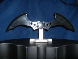 My Very Own Batarang by mrbillyjoebob
