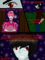 FIOLEE Comic #4: Bad Little Boy, Good little Girl by AlexisBatman