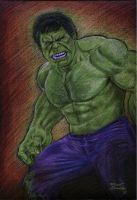 HULK by Robert-Blancas